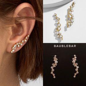Baublebar Farah Ear Crawlers Earrings!!! NWT
